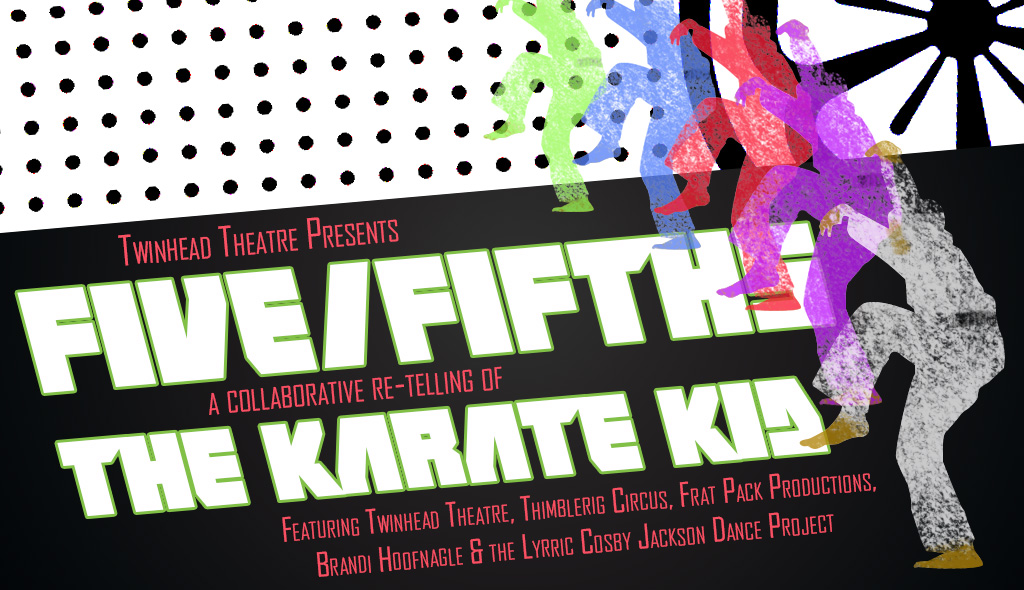 Twinhead Theatre and the Atlanta Fringe Festival present Five/FIfths